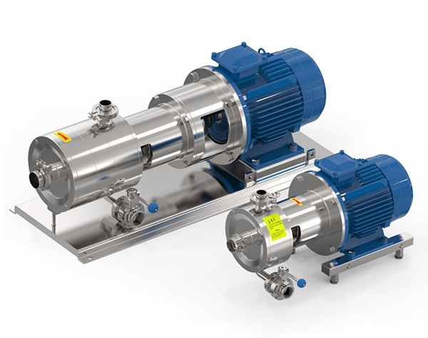 emulsifization pumps
