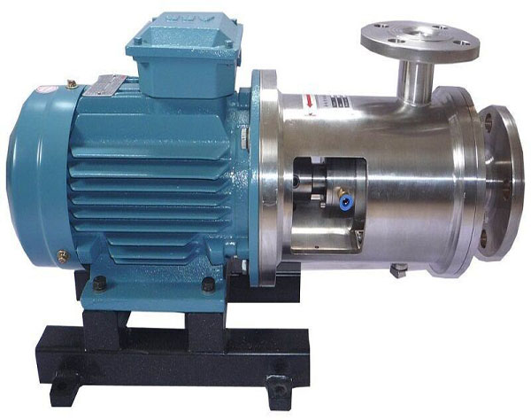high shear pump homogenizer