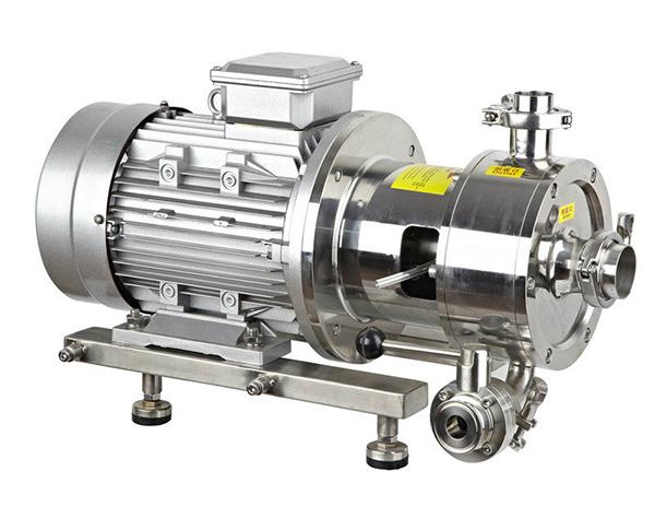 kos-260 inline homogenizing pump