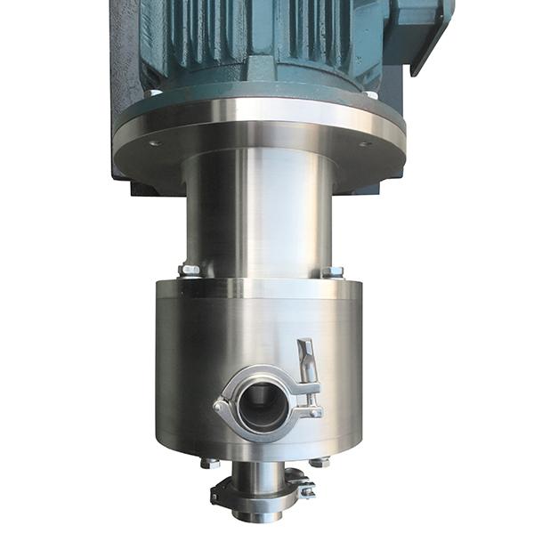 kos homogenizing pump detail