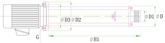 custom homogenizer structure picture