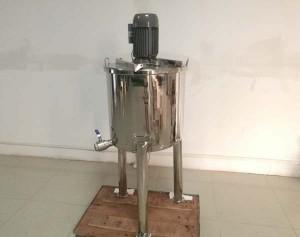 homogenizer tank