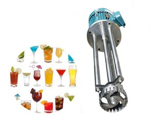 beverage juice homogenizer