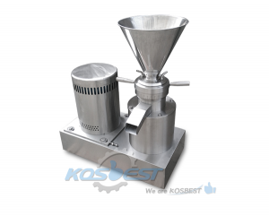 Kos-JM06 Colloid Mill Machine for higher viscosity and larger particles Materials