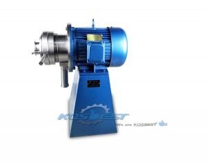 KOSBEST Horizontal Colloid Mill Equipment Chinese Medicine Granding Machine