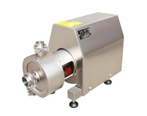 high shear inline mixer