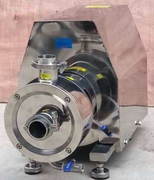 KOS-230 1.5KW Inline Homogenizing Pump