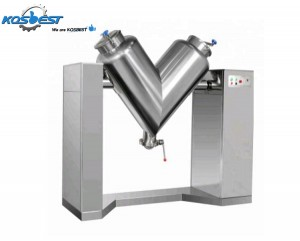 Vh500 powder mixer