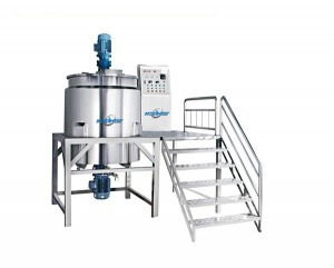 Facial Cream Liquid Washing Homogenizing Mixer