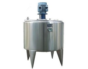 200L Emuslifying Tank for Daily Chemicals, Homogenizing Mixing Machine
