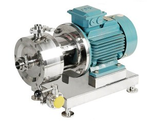 homogeneous pump
