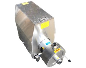 Kos-240 Inline Emulsifier 2.2KW 220V Homogeneous Pumps for Food Industry