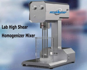 Lab high shear Homogenizer Mixer