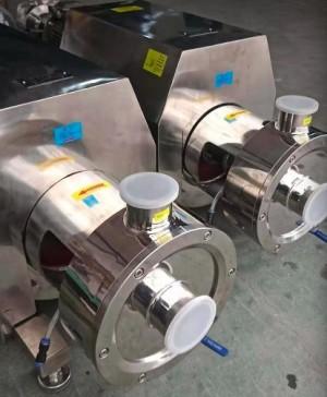 KOS-250 4KW Inline Homogenizing Pump