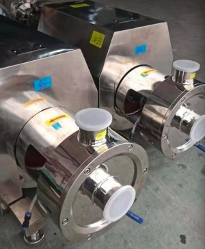 KOS-270 7.5KW Inline Homogenizing Pump