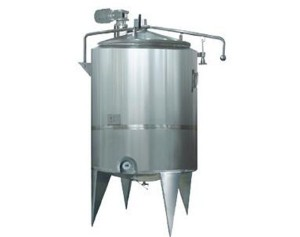 100L Seed Tank for Biological Engineering, With CIP Cleaning Device