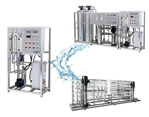 KOSBEST EDI Stainless Steel Water Treatment by Reverse Osmosis