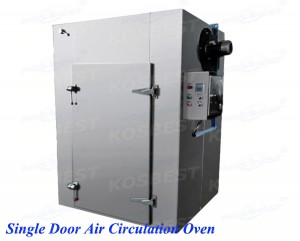 Single Door Air Circulation Oven