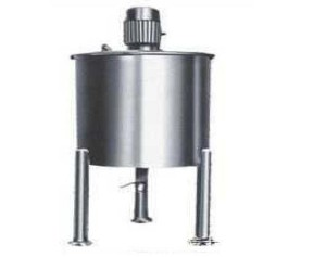 Liquid Agitator Kettle(Single-tank) for Daily Chemicals