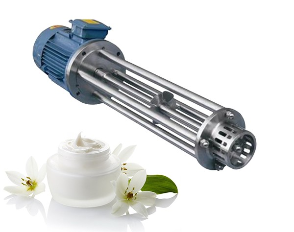 cosmetic homogenizer