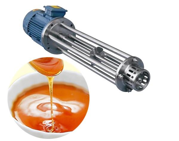 high shear emulsifier mixer