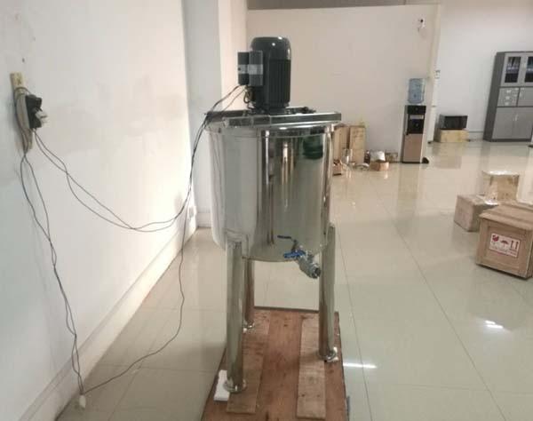 emulsifier tank