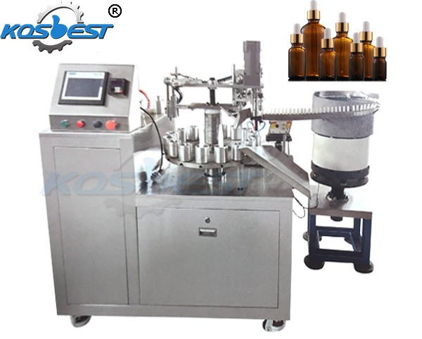 automatic upper cap machine equipment