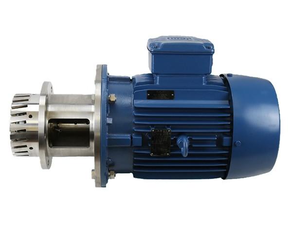 bottom emulsifier mixer