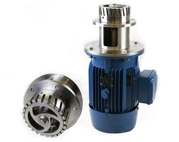 bottom emulsifying mixer