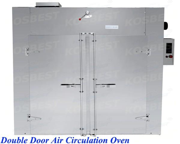 Double Door Air Circulation Oven
