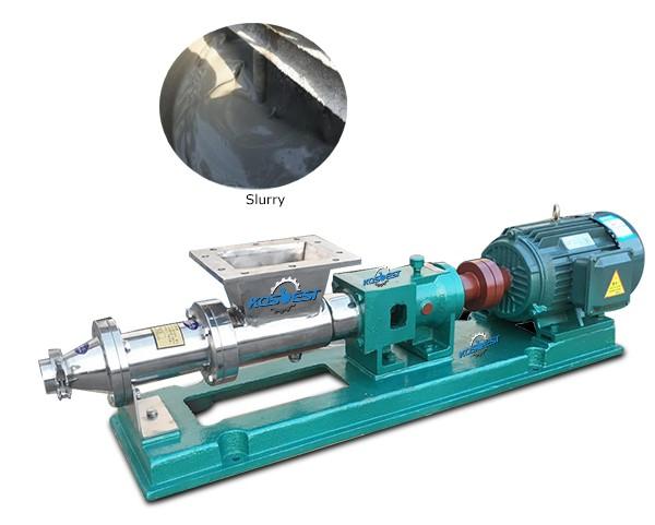 Mud transfer pump, Slurry transfer pump