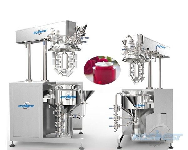 KOSBEST inline homogenizing machine