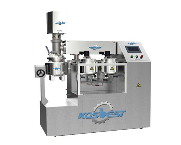 laboratory homogenizing machine