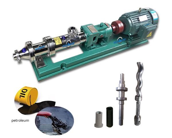 petroleum transfer pump