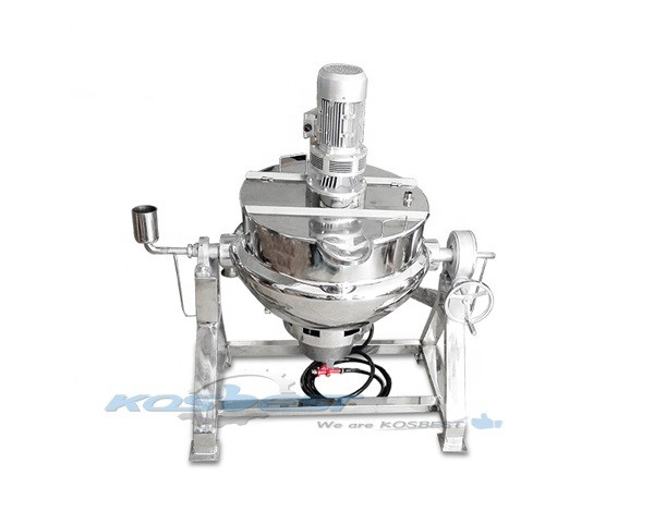 Gas Jacket Heating Kettle