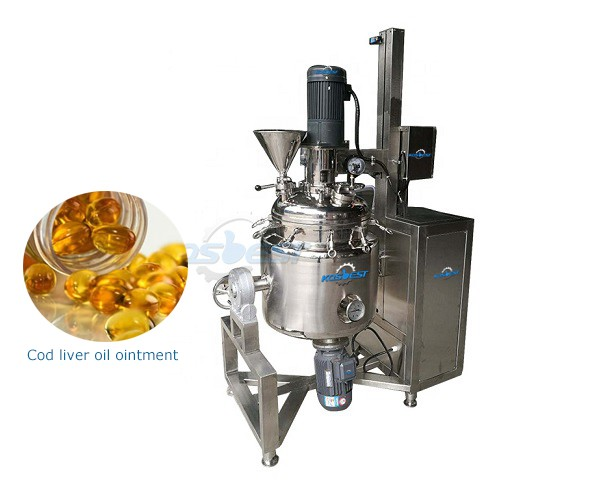 medicine emulsifying mixer