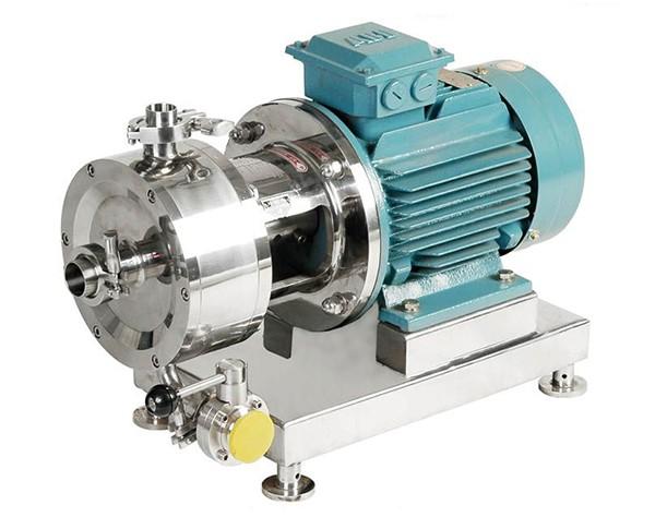 homogeneous pump