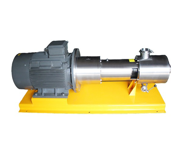 cosmetic emulsion pump