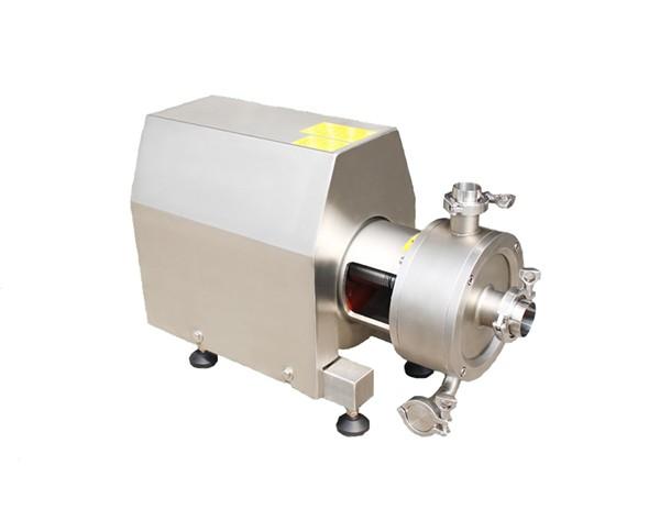 high shear pump homogenizer