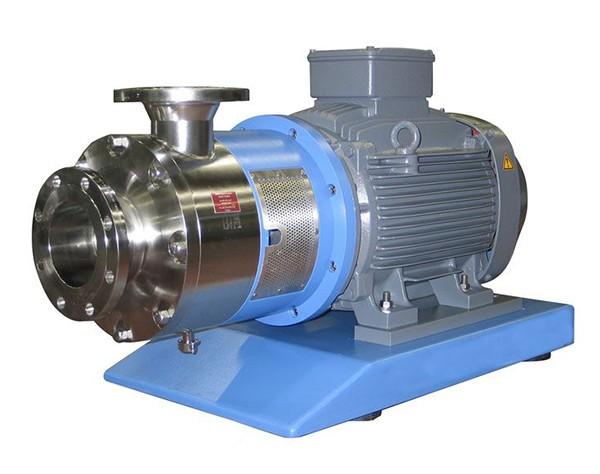 high shear inline pump
