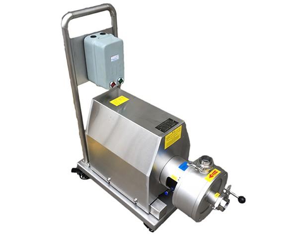 movable homogeneous pumps