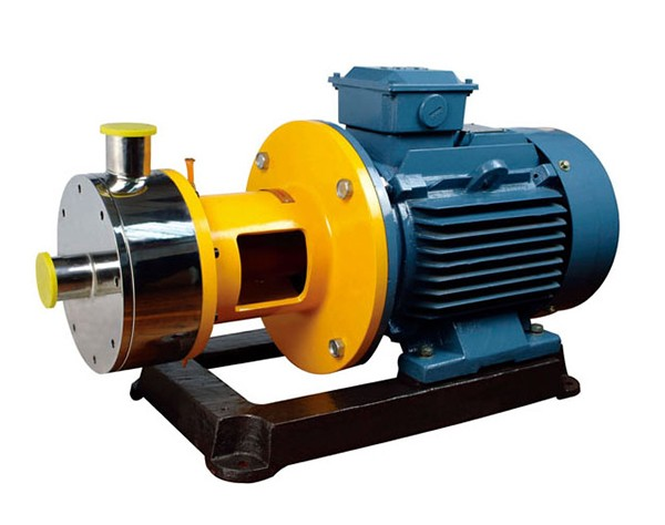 high shear emulsifier pump
