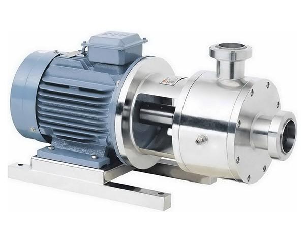 single-stage emulsifier pump