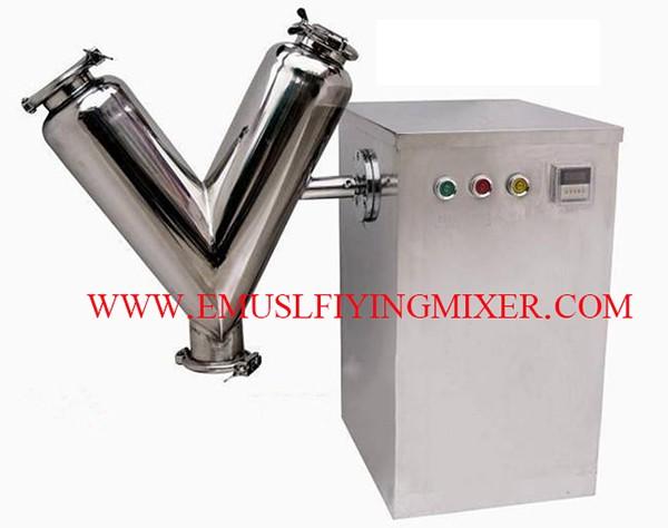 dry powder mixer