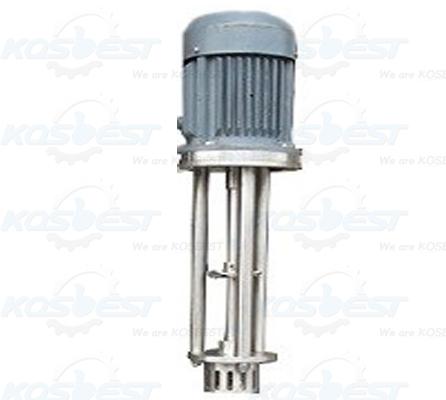¿Qué es el mezclador de alto cizallamiento?