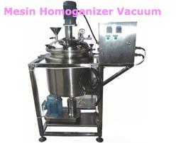 Mesin Homogenizer Vacuum