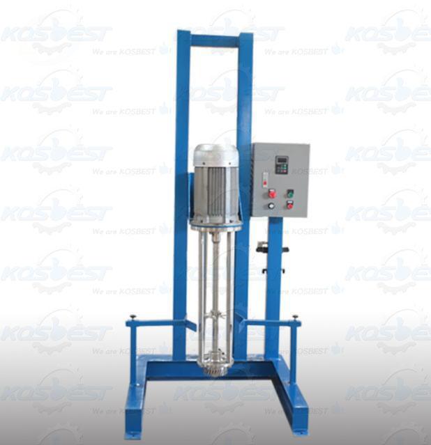 Mezclador de emulsión de alto cizallamiento