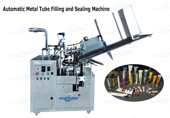 Features for the Automatic Aluminum Tube Filling and Sealing Machine
