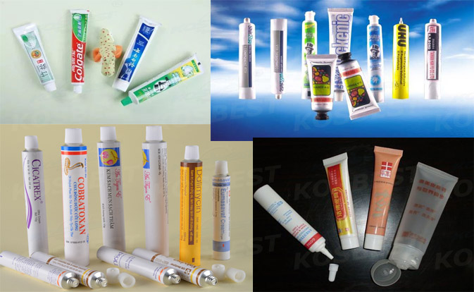 ointment soft paste filling and sealing machine