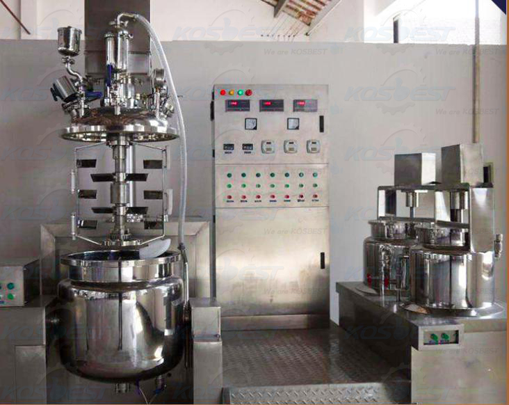 KOSBEST® High shear mixer
